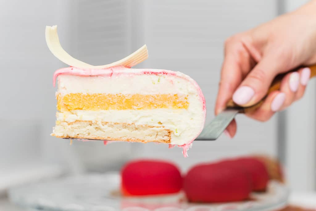 муссовый торт, ирина огурченок, кондитерское обучение