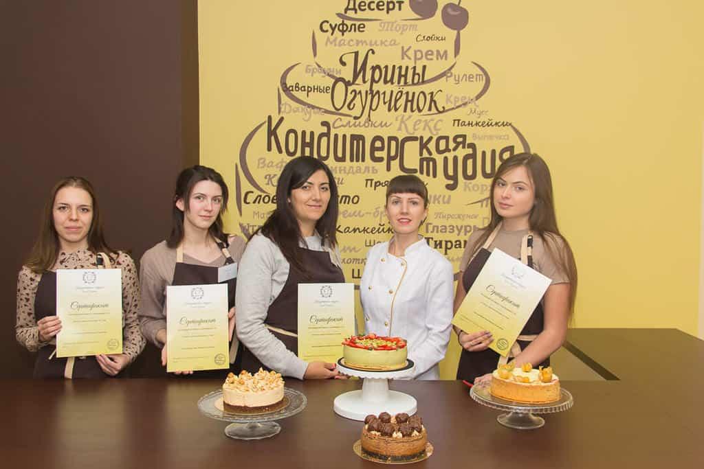 Кондитерская студия Ирины Огурченок